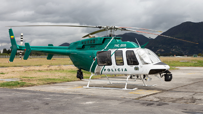 PNC-0930 - Bell 407GX - Colombia - Police