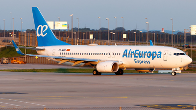 EC-MQP - Boeing 737-85P - Air Europa Express