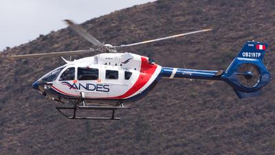 OB-2197-P - Airbus Helicopters H145 - Servicios Aéreos de los Andes
