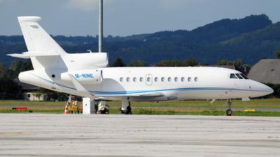 M-NINE - Dassault Falcon 900LX - Private