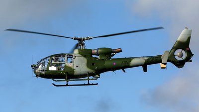 ZB665 - Westland Gazelle AH.1 - United Kingdom - Army Air Corps