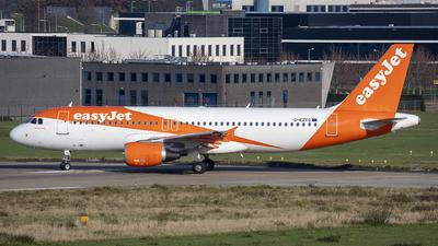 A picture of GEZTG - Airbus A320214 - easyJet - © Bjorn van der Velpen