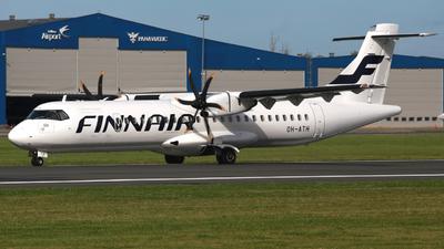 OH-ATH - ATR 72-212A(500) - Finnair (Nordic Regional Airlines NORRA)