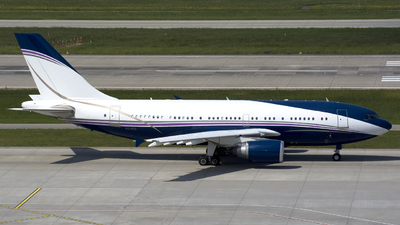 HZ-NSA - Airbus A310-304 - Al-Atheer Aviation