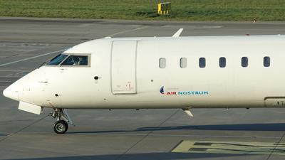 EC-LJT - Bombardier CRJ-1000 - Air Nostrum