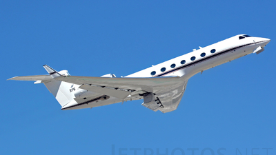 166376 - Gulfstream C-37B - United States - US Navy (USN)
