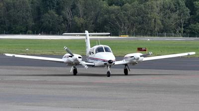 D-GAPP - Piper PA-44-180 Seminole - RWL - German Flight Academy
