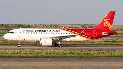 B-300M - Airbus A320-271N - Shenzhen Airlines