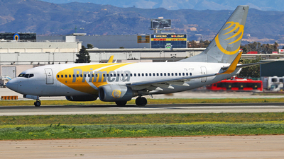 YL-PSF - Boeing 737-7Q8 - Primera Air Nordic