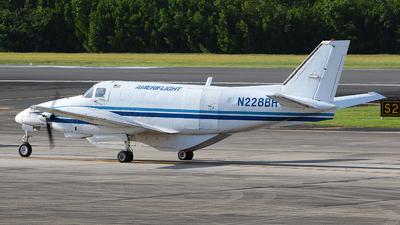 N228BH - Beech C99 Airliner - Ameriflight