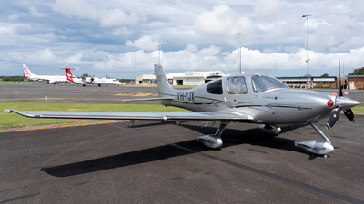 VH-YJX - Cirrus SR22-GTS - Private