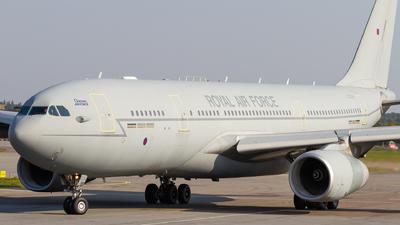ZZ334 - Airbus A330-243 (MRTT) Voyager KC.3 - United Kingdom - Royal Air Force (RAF)