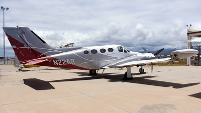 N22AR - Cessna 421A Golden Eagle - Private