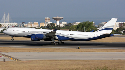 A picture of CSTFX - Airbus A340542 - [0912] - © luisvieira