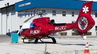 N412RX - Eurocopter EC 130T2 - Reach Air Medical Services