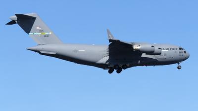 06-6167 - Boeing C-17A Globemaster III - United States - US Air Force (USAF)