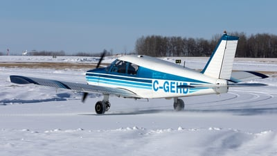C-GEHD - Piper PA-28-180 Cherokee C - Private