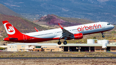 D-ABCN - Airbus A321-211 - Air Berlin