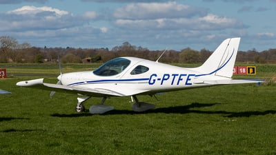 G-PTFE - BRM Aero Bristell NG-5 Speed Wing - Private