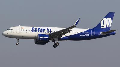 VT-WJK - Airbus A320-271N - Go Air