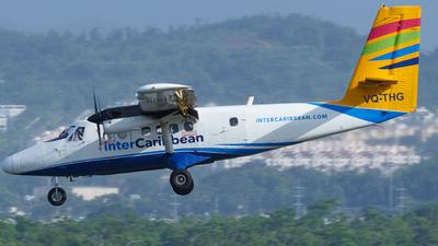 VQ-THG - De Havilland Canada DHC-6-300 Twin Otter - interCaribbean Airways