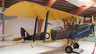 OY-ECH - De Havilland DH-82A Tiger Moth - Private