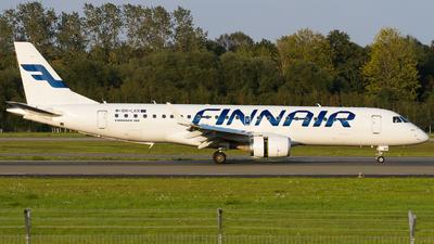 OH-LKR - Embraer 190-100LR - Finnair