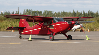 N220C - Stinson 108-2 Voyager - Private