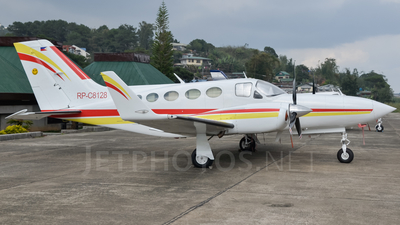 RP-C8128 - Cessna 421C Golden Eagle - Private
