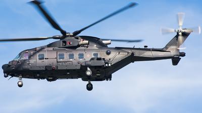 CSX81870 - Agusta-Westland HH-101A Caesar - Italy - Air Force