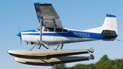 A picture of N1296F - Cessna A185F Skywagon - [18502816] - © Mirko Bleuer