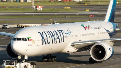 9K-AOD - Boeing 777-369ER - Kuwait Airways