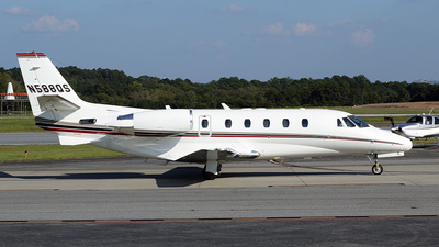 N588QS - Cessna 560XL Citation XLS - NetJets Aviation