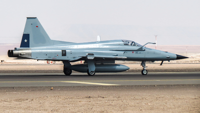 802 - Northrop F-5E Tiger III - Chile - Air Force