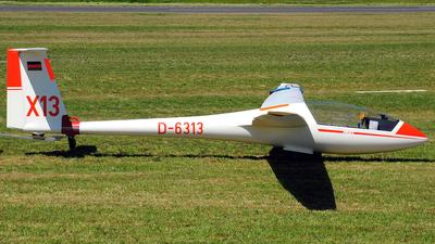 D-6313 - Rolladen-Schneider LS-4 - Private