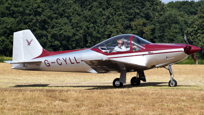 G-CYLL - Falco F8L - Private