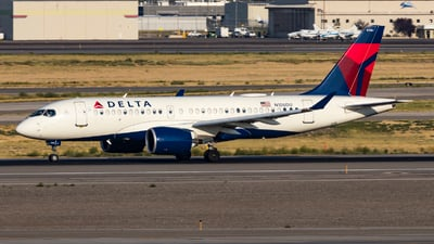 A picture of N106DU - Airbus A220100 - Delta Air Lines - © David Lee