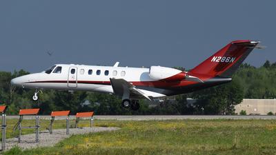 N286N - Cessna 525 Citationjet CJ3 - Private