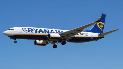 A picture of EIDAR - Boeing 7378AS - Ryanair - © Saúl Alonso - PMI Plane Spotting