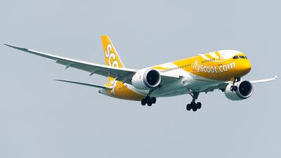9V-OFI - Boeing 787-8 Dreamliner - Scoot