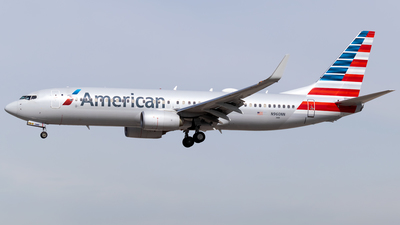 A picture of N960NN - Boeing 737823 - American Airlines - © Ricky Teteris
