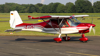 D-MVCS  - Comco Ikarus C-42CS  - Private