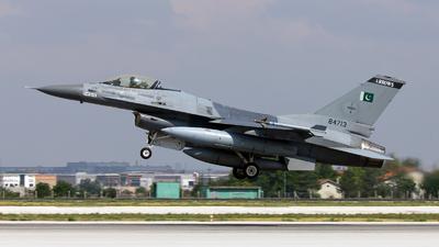 84713 - Lockheed Martin F-16AM Fighting Falcon - Pakistan - Air Force