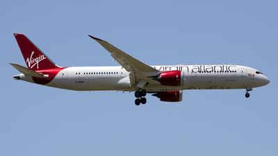 G-VMAP - Boeing 787-9 Dreamliner - Virgin Atlantic Airways