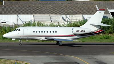 CS-DFG - Dassault Falcon 2000EX - NetJets Europe