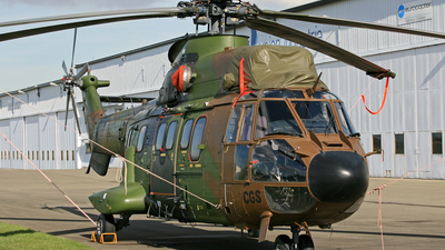 2325 - Eurocopter AS 532UL Cougar - France - Army
