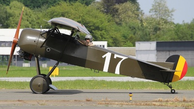 OO-SMB - Fokker D.VIII - Private