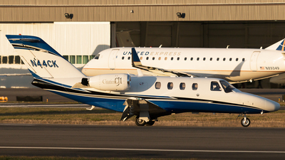 N44CK - Cessna 525 CitationJet 1 - Private