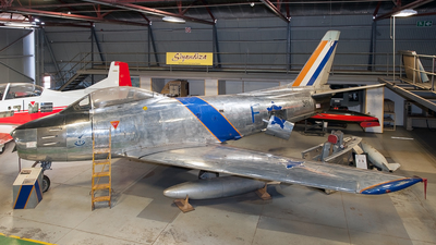 361 - Canadair CL-13B-6 Sabre - South Africa - Air Force