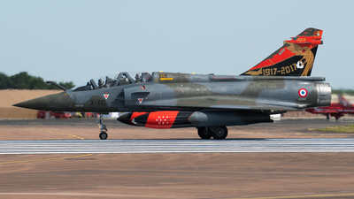 317 - Dassault Mirage 2000N - France - Air Force